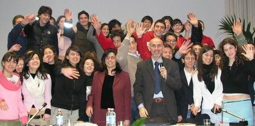 Ricordi convegno a palermo organizzato dal cei for Liceo umberto palermo